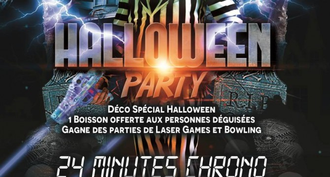 LaserGames R-Evolution Halloween